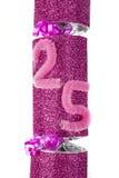 25o biscoito Foto de Stock Royalty Free
