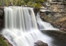 O Blackwater cai em West Virginia Foto de Stock Royalty Free