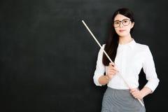 O bom ensino é mais uma doação de perguntas direitas Fotografia de Stock Royalty Free