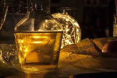 O bom vinho Foto de Stock Royalty Free