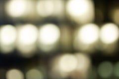 O borrão ilumina o fundo Fotos de Stock