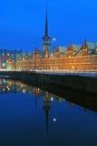 O Borsen, Copenhaga Foto de Stock
