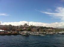 O Bosphorus Fotografia de Stock Royalty Free