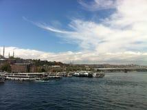 O Bosphorus Imagem de Stock Royalty Free