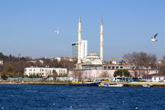O Bosphorus, Istambul Fotografia de Stock