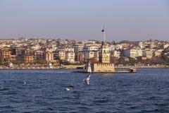 O Bosphorus, Istambul Imagens de Stock