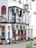 O Braço do rei, Strete, Devon foto de stock
