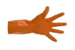 O braço gesticulates Foto de Stock Royalty Free
