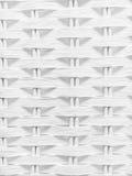 O branco ratten a textura Fotografia de Stock Royalty Free