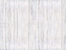O branco riscado velho pintado embarca o fundo Imagens de Stock Royalty Free