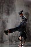 O breakdancer fotos de stock royalty free