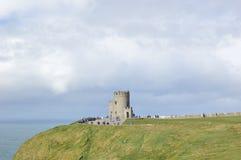O ` Briens塔,克莱尔郡,爱尔兰 库存图片