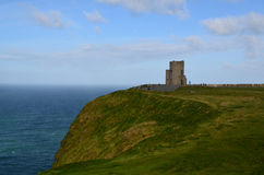 O'Briens Turm in Irland Stockbild