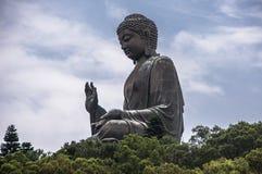O Budda grande Imagem de Stock