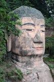 O buddah gigante de leshan Foto de Stock Royalty Free