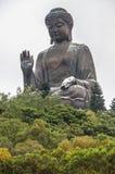 O Buddah grande Foto de Stock Royalty Free