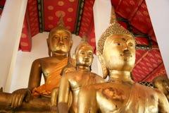 O buddha Imagem de Stock