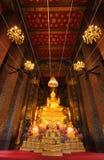 O Buddha antigo bonito sobre 200 anos Foto de Stock