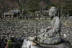 O Buddha compassivo fotografia de stock