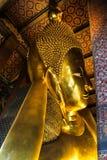 O Buddha de reclinação Fotografia de Stock Royalty Free