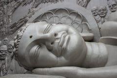 O Buddha de sono Fotografia de Stock