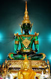 O Buddha esmeralda Foto de Stock Royalty Free