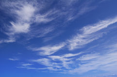O céu. imagens de stock