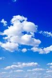 O céu. Foto de Stock
