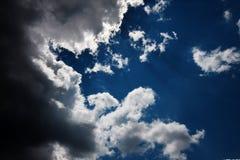 O céu Fotografia de Stock