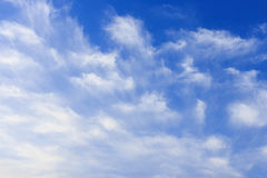 O céu imagens de stock royalty free