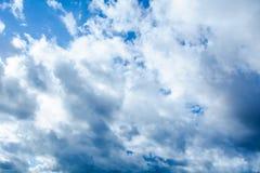 O céu Foto de Stock Royalty Free