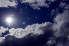O céu Imagens de Stock