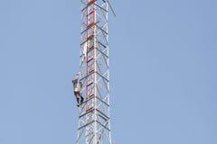 O céu antena Fotografia de Stock