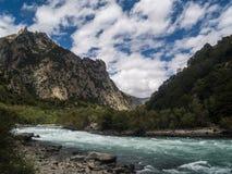 O céu de lhasa Fotos de Stock