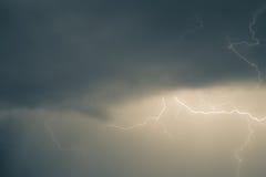 O flash Imagens de Stock