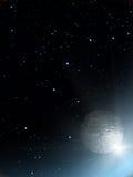O céu stars a constelação Fotos de Stock Royalty Free