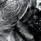 O córrego da água de fluxo com anéis North Yorkshire amarra Inglaterra Foto de Stock