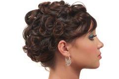 O cabelo e compo foto de stock royalty free