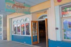 O café do Margaritaville do Jimmy Buffett original Fotos de Stock Royalty Free