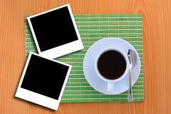 O café recorda Imagens de Stock Royalty Free