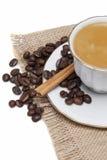 O café toma o pequeno almoço fot. Imagem de Stock Royalty Free