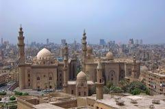 O Cairo antigo fotografia de stock