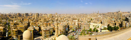 O Cairo real Imagens de Stock