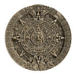 O calendário maia ilustração royalty free