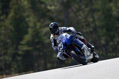 O campeonato de Canadá Superbike das peças (prática) pode Fotografia de Stock Royalty Free
