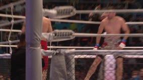 o campeonato em lutas sem regras M-1, na cidade de Orenburg 26 de maio video estoque