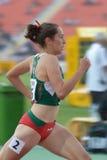 8o Campeonatos da juventude do mundo de IAAF Fotografia de Stock Royalty Free