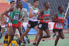 8o Campeonatos da juventude do mundo de IAAF Fotos de Stock