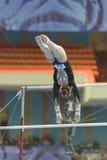 5o Campeonatos europeus na ginástica artística Imagens de Stock Royalty Free