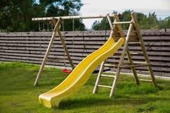 O campo de jogos de ChildrenFotografia de Stock Royalty Free